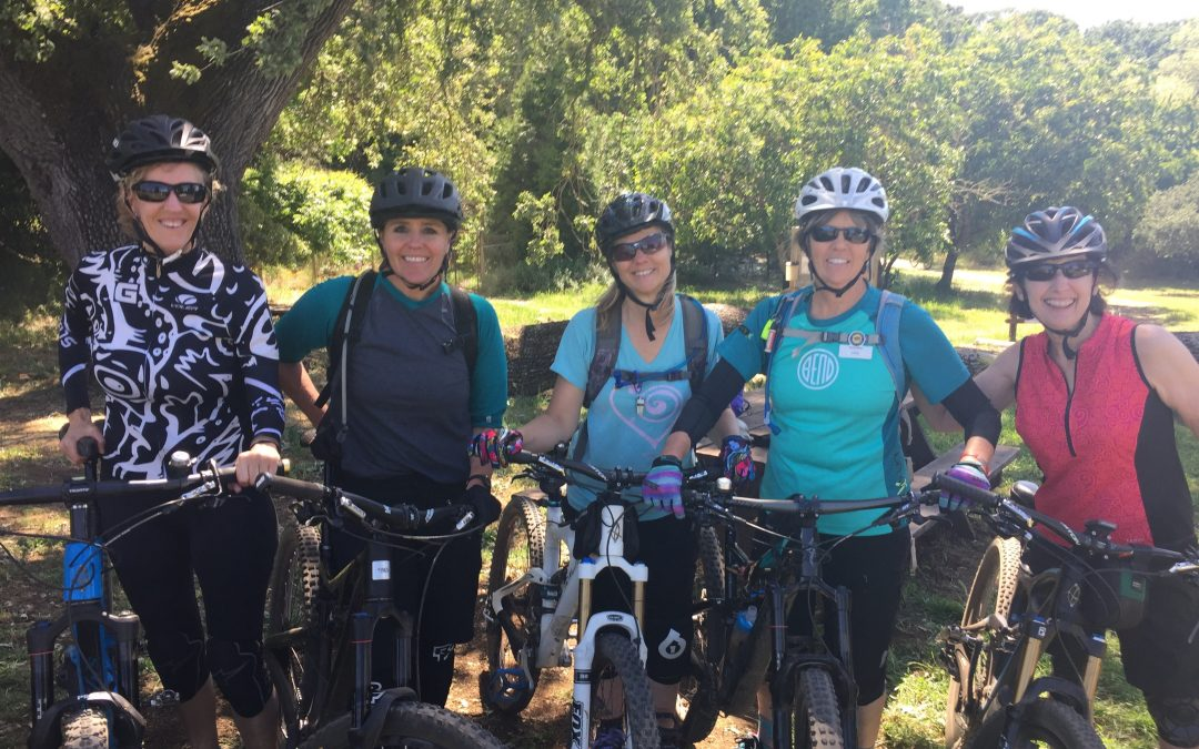 MTB Fundamentals Skills Retreat Napa Valley CA / April 6-7 2019