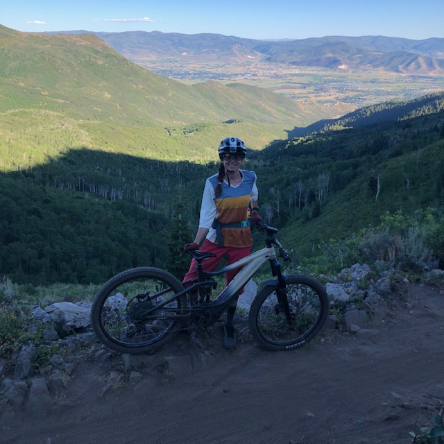 Kim's Western States E-bike and Bike Park Road Trip